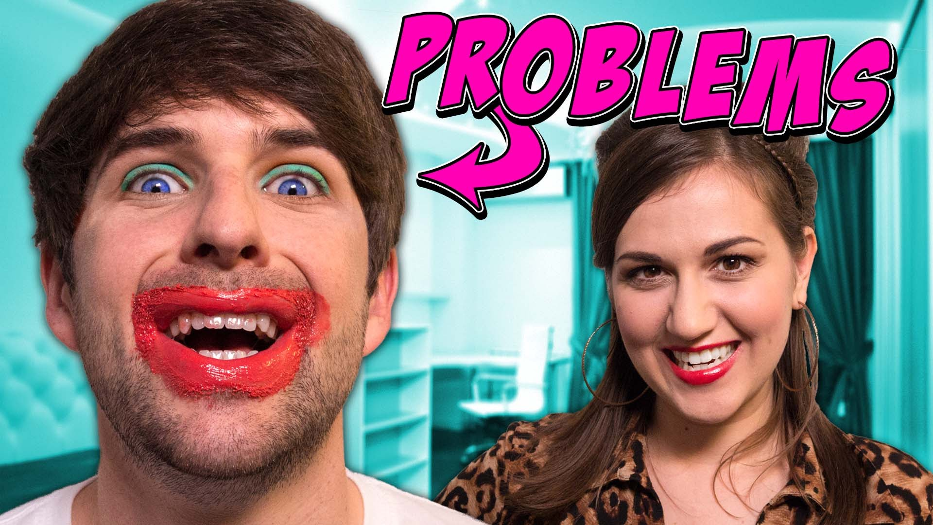 IF GUYS HAD GIRL PROBLEMS | Smosh Wiki | FANDOM powered by Wikia