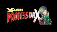If Superheroes Were Real! Professor X card