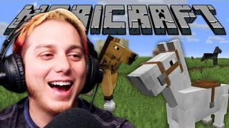 Becoming Horse Girls In Minecraft VR Maricraft VR 180º