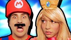 Rejected Mario Games