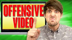 This Video is Offensive