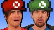 We're In Super Mario