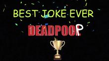 OLO Superheroes Deadpoop