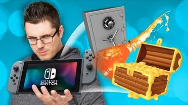 Nintendo Switch Soda Shake Up