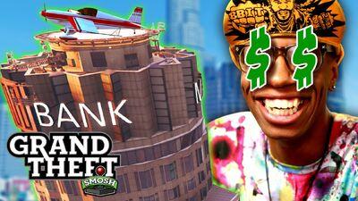 SMOSH SQUAD INITIATION (Grand Theft Smosh)