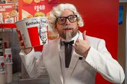 Colonel Sanders preview 1