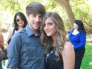 Ian y Melanie