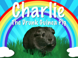 Charlie the Drunk Guinea Pig (character)
