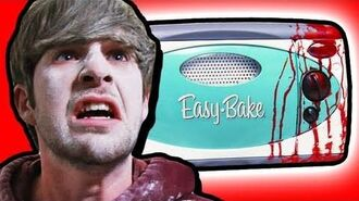 PARANORMAL EASY BAKE OVEN!-0