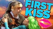 FIRST SMOSH KISS (BTS)