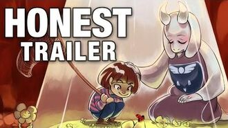 UNDERTALE (Honest Game Trailers)