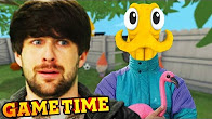 An epic conclusion to octodad