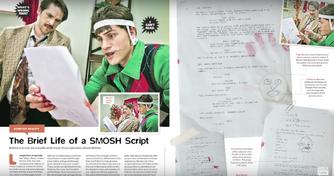 Smosh magazine?!? Impossib