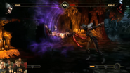 SOMEONE DIES IN MORTAL KOMBAT SohinkiVsLaser battle