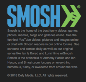 Smosh about