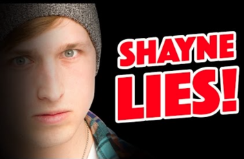 Shayne Lies to the Girls