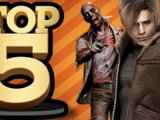 TOP 5 SCARIEST MOMENTS IN RESIDENT EVIL GAMES