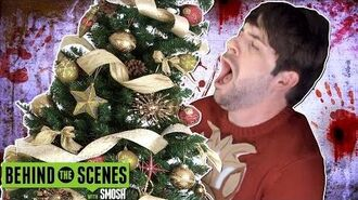WHEN CHRISTMAS TREES ATTACK (BTS)