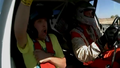 Kid Craps Himself in Drift Car!