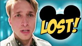 WE GOT LOST AT DISNEYLAND (Squad Vlogs Field Trip)