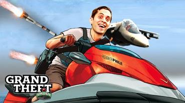 JET SKI TOP FUN (Grand Theft Smosh)