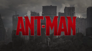 IF MARVEL CHARACTERS WERE REAL Ant-Man title card