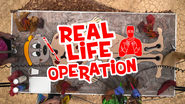 Real Life Operation