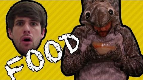 FOOD POISONING! FT. IAN HECOX (Just Shut Up! 1)