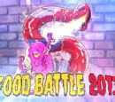 Food Battle 2013