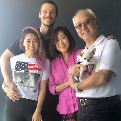 Takahashi family