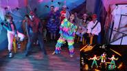 Halloween Just Dance 2020 LasercornVsMari screen