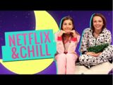 NETFLIX AND CHILL W/ MAYBABY & ALEXIS G. ZALL!