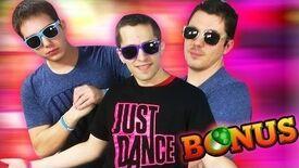 JUST DANCE BATTLE