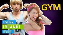 Every Gym Ever