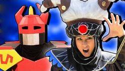 Badass New Power Rangers