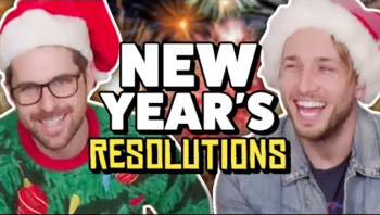 2018 NEW YEARS RESOLUTIONS (The Show w- No Name)