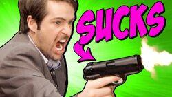 Guns Suck