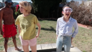 LIQUID SAND HOT TUB - FIELD TRIP (Squad Vlogs)10