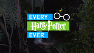 EVERY HARRY POTTER EVER ending title card
