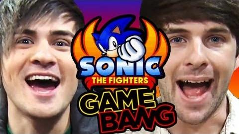 HEDGEHOG KOMBAT (Smosh Game Bang)