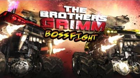 Twisted Metal- Brothers Grimm