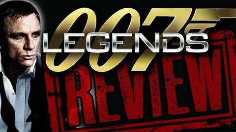 007 LEGENDS REVIEW