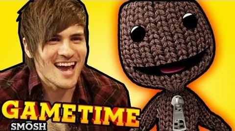 LITTLE BIG PLANET 2 (Gametime with Smosh)