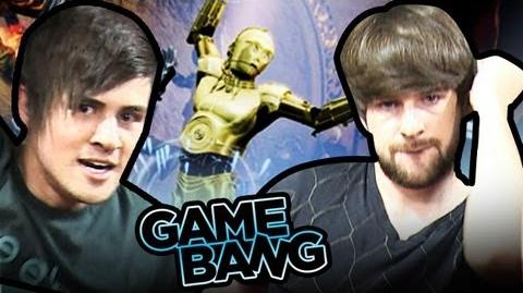 DANCING WITH THE STAR WARS (Game Bang)