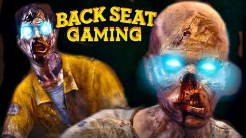 BLACK OPS 2 ZOMBIES (Backseat Gaming)