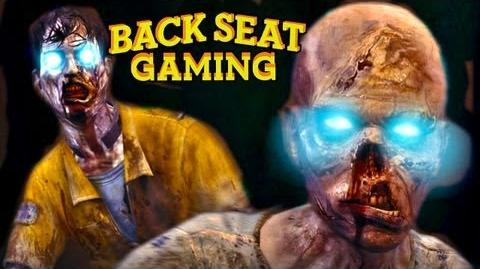 BLACK OPS 2 ZOMBIES (Backseat Gaming)