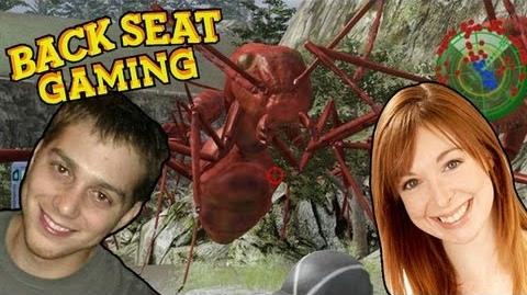 GIANT ANTS w LISA FOILES! (Backseat Gaming)-0