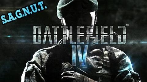 BATTLEFIELD 4 ANNOUNCED (SAGNUT)