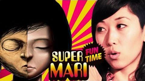 ALL DRESSED UP AND TERRIFIED (Super Mari Fun Time)-0