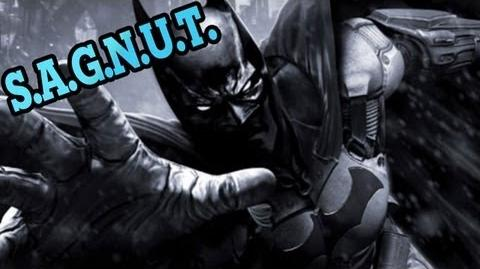 BATMAN ORIGINS AND MORE (S.A.G.N.U.T)